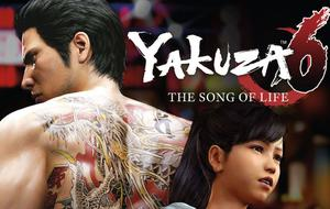 Yakuza 6: The Song of Life - Cover