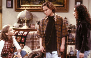 Roseanne: Johnny Galecki