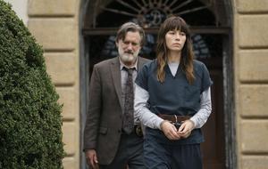The Sinner Jessica Biel und Bill Pullman