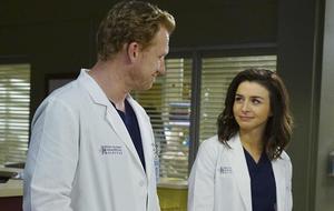 """""""Grey's Anatomy"""": Owen Hunt und Amelia Shepherd"""