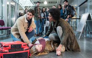Die jungen Ärzte: Stirbt Julia den Serientod?