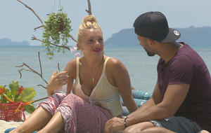 Evelyn und Domenico Bachelor in Paradise