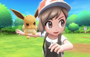Pokémon Let's Go Evoli