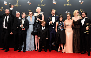 """""""Game of Thrones"""": Cast, Emmys 2016"""