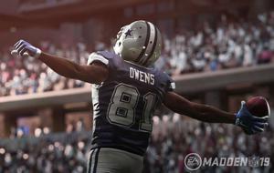 Madden NFL 19 Gameplay Posing