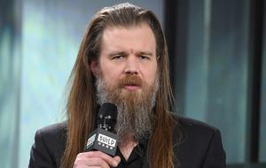 "Ryan Hurst in ""The Walking Dead"""