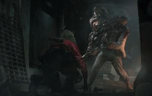Resident Evil 2 Capcom Claire Mutant