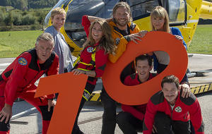 Die Bergretter Staffel 10 ZDF