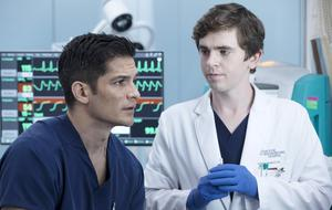 """The Good Doctor"": Freddie Highmore als Shaun Murphy"