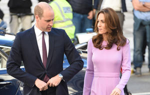 Herzogin Kate: Ungewollt schwanger!