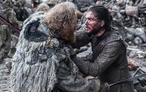 """Game of Thrones"" GOT ""Battle of Bastards"" Jon Snow (Kit Harington) und Tormund (Kristofer Hivju)"