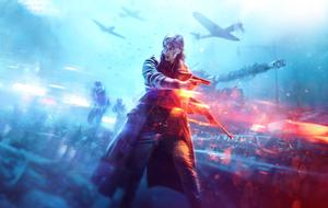 Battlefield V Campaign Art