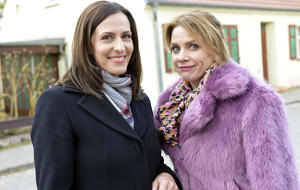 GZSZ-Neuzugang Gisa Zach: Ist Yvonne Bode Lauras Mutter?