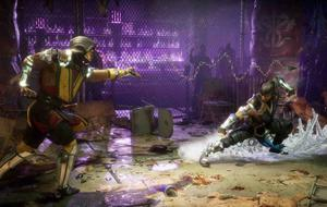 Mortal Kombat 11 Scorpion Sub Zero