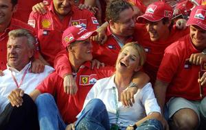 Michael Schumacher Family
