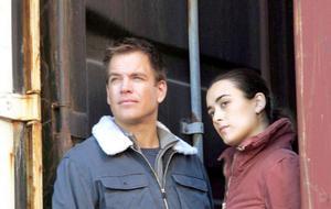 NCIS: Cote de Pablo und Michael Weatherly als Ziva David und Tony DiNozzo