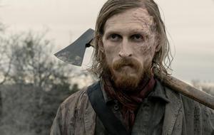 Dwight Fear the Walking Dead FTWD
