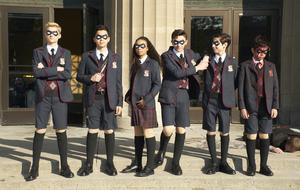 The Umbrella Academy Kinder