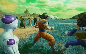 Jump Force Dragonball One Piece