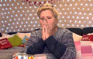 Silvia Wollny erhält eine Nachricht von Harald und reagiert emotional