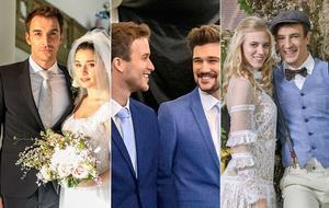 Sturm der Liebe: Hochzeiten auf einen Blick