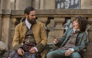 """""""Outlander"""": So attraktiv ist der kleine Franzose Fergus (Romann Berrux) heute!"""