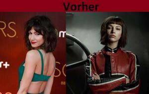 Ursula Corbero alias Tokio hat in Staffel 3 von Haus des Geldes kurze Haare