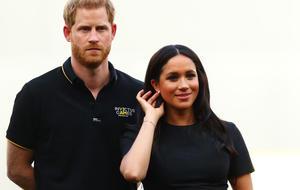 Prinz Harry & Meghan Markle: Taufpaten von Baby Archie geheim