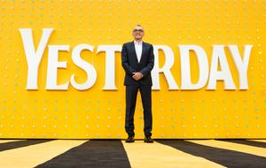 """Regisseur Danny Boyle auf der UK-Premiere seines Films """"Yesterday"""""""