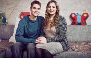 Sarafina und Peter haben geheiratet. Die Wollny-Hochzeit kommt im TV