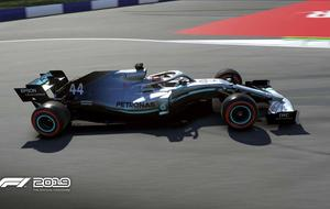 F1 2019 Mercedes