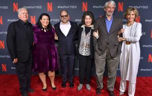 """Mit der 7. und letzten Staffel bricht """"Grace and Frankie"""" Netflix-Rekord."""