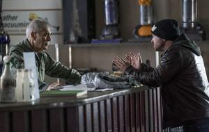 Robert Forster als Ed und Aaron Paul als Jesse Pinkman | El Camino: A Breaking Bad Movie