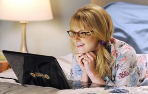 "Melissa Rauch alias Bernadette aus ""Big Bang Theory"" kann auch anders"
