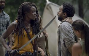 The Walking Dead Michonne Staffel 10