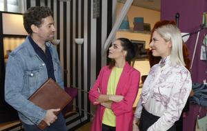 GZSZ: Neuer Mann für Emily! | Frederik Funke spielt Aaron Thiel