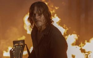 Stirbt Daryl den Serientod? The walking dead
