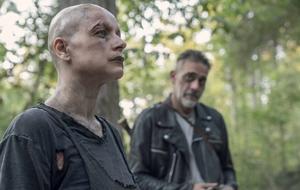 The Walking Dead Alpha Negan AMC