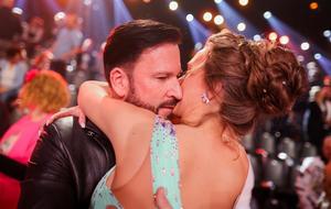 """Laura Müller und Michael Wendler bei """"Let's Dance"""""""