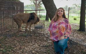 tiger king, Carole Baskin, ableger, vermisster Ehemann