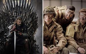 Game of Thrones   Band of Brothers