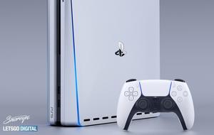 PS5 Design