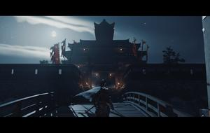 Ghost of Tsushima auf PS4