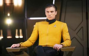 Captain Pike - Star Trek