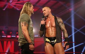 WWE Edge Randy Orton