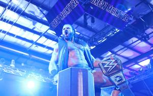 Drew McIntyre in der WWE