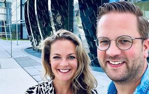 "Bestätigt ""Zuhause im Glück""-Stars Eva Brenner u Björn Nolte enthüllen Beziehungsstatus"