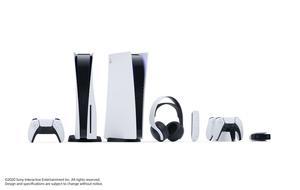 PlayStation 5 Zubehör und Konsole