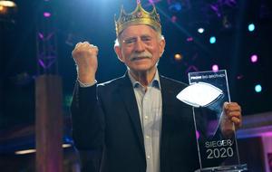 Werner Hansch Promi Big Brother Gewinner