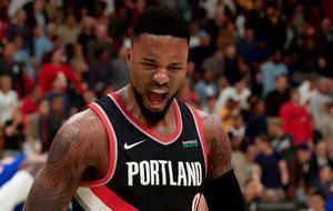 NBA 2K21 Portland